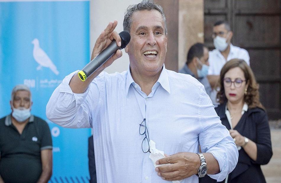 رئيس الحكومة المغربية الجديد بدء مشاورات مع الأحزاب السياسية لتكوين أغلبية حكومية منسجمة