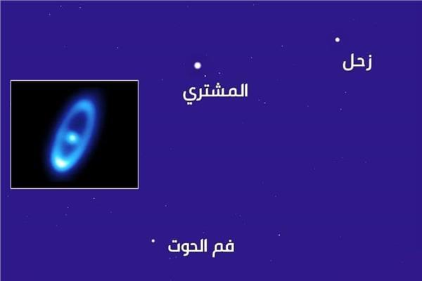 ;نجم الخريف; يُرصد ليلًا في سماء الوطن العربي