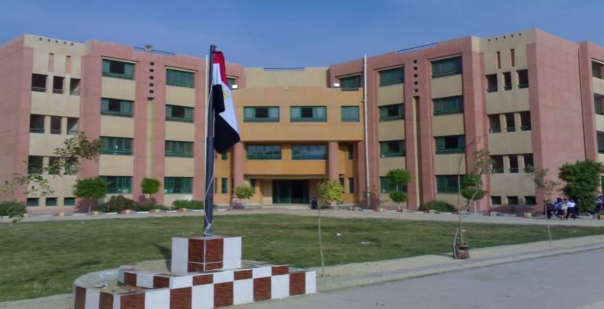 إعادة وتأهيل ورفع كفاءة  مدرسة في محافظة الفيوم