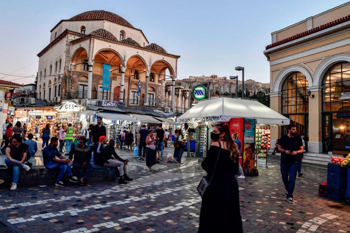 اليونان تسجل  إصابات جديدة بـ كورونا  و وفاة