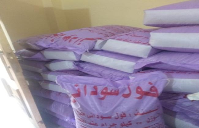 تقليد علامة تجارية ولحوم خارج السلخانة وخامات مجهولة المصدر في حملة تموينية بأجا | صور