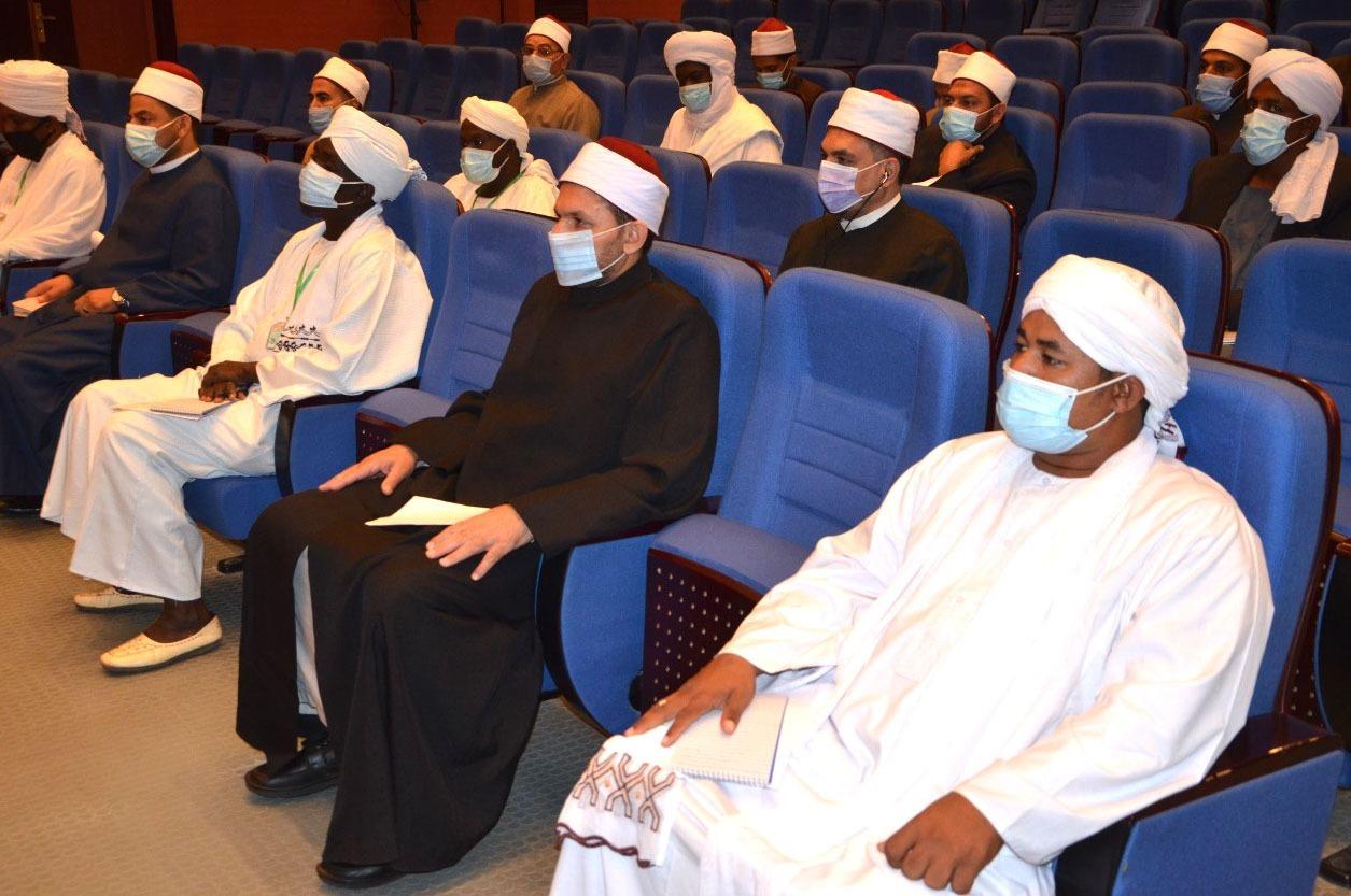 الدورة التدريبية الثانية المشتركة لأئمة ووعاظ مصر والسودان
