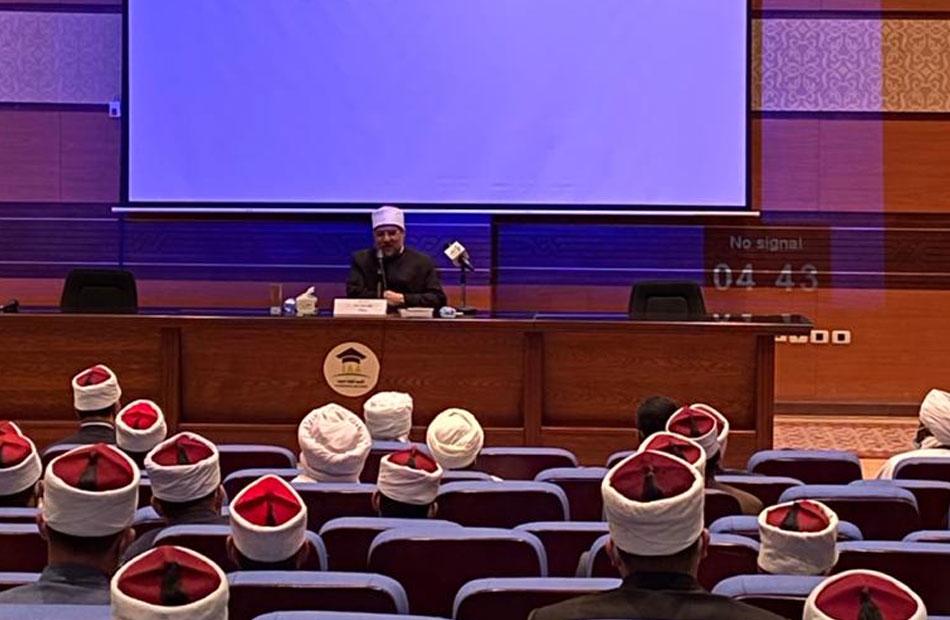 جمعة المعايشة بين أئمة وواعظات مصر والسودان تعكس العلاقة الوطيدة بين البلدين| صور