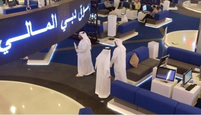 تراجع مؤشر أبوظبي بنسبة  و;دبي; ينخفض