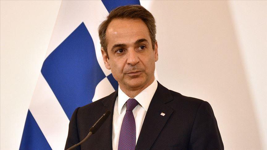 رئيس الوزراء اليوناني يجتمع مع ماكرون اليوم في باريس