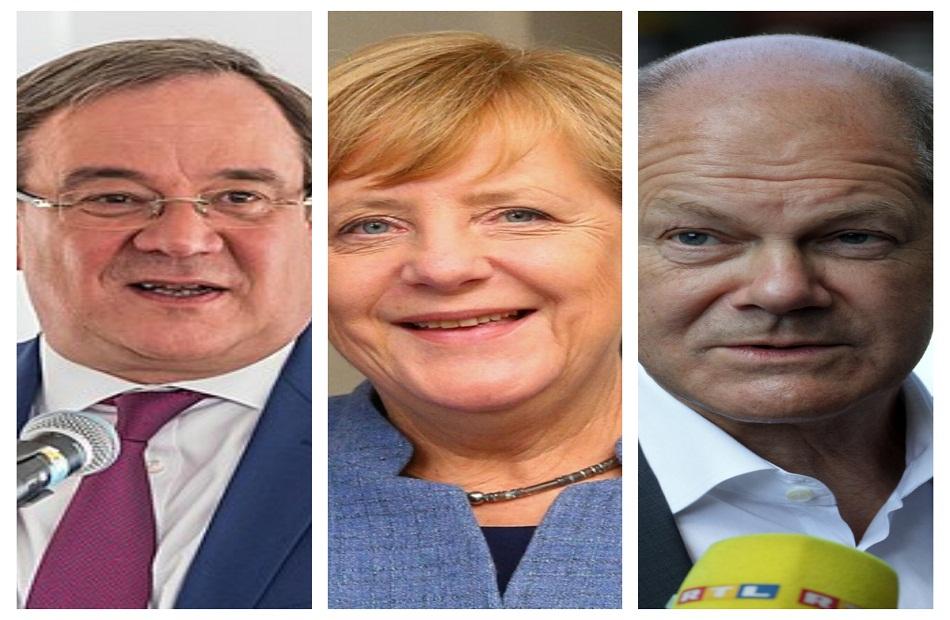 الانتخابات الألمانية هل تنجح مساعي ميركل فى منع انزلاق الحكومة المقبلة نحو اليسار؟