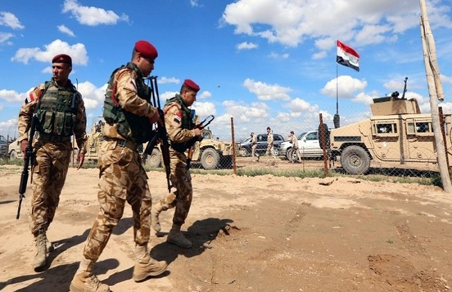 مقتل  جنود عراقيين في هجوم لداعش شمال شرقي بغداد
