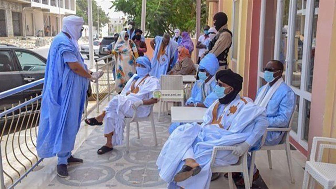 إصابة جديدة بفيروس كورونا في موريتانيا
