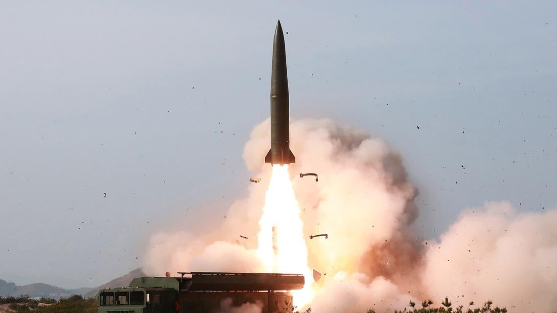 كوريا الشمالية تختبر  صاروخ كروز طويل المدى