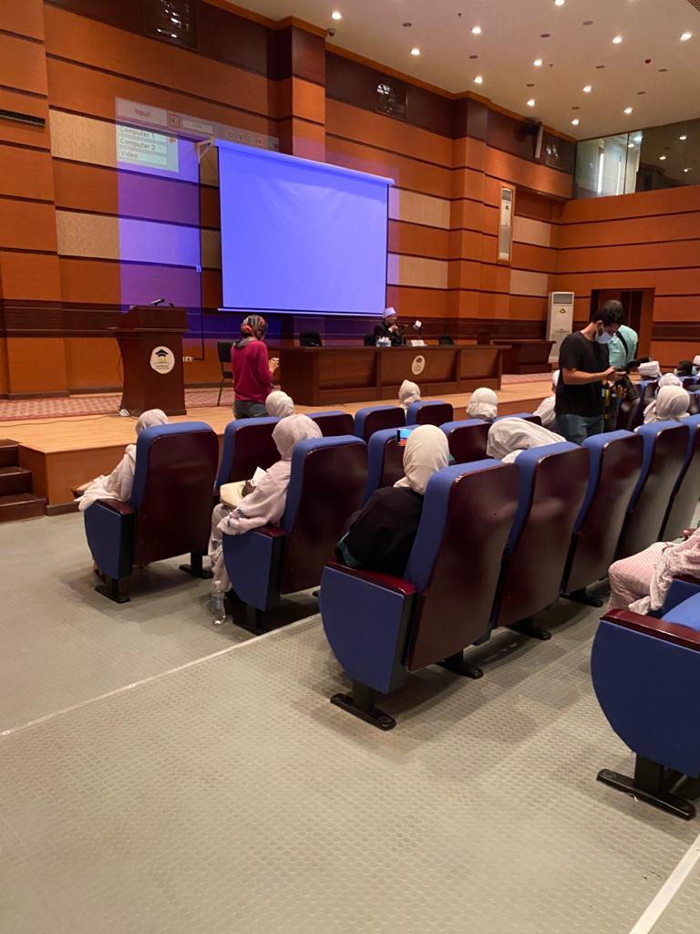 افتتاح فعاليات الدورة التدريبية الثانية المشتركة للأئمة والواعظات السودانيين والمصريين