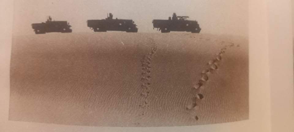 تقارير توماس راسل حول مشاركة القوات الجوية لأول مرة فى مطاردة المهربين