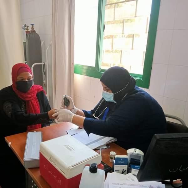 مبادرة  100 مليون صحة  بمدن البحر الأحمر
