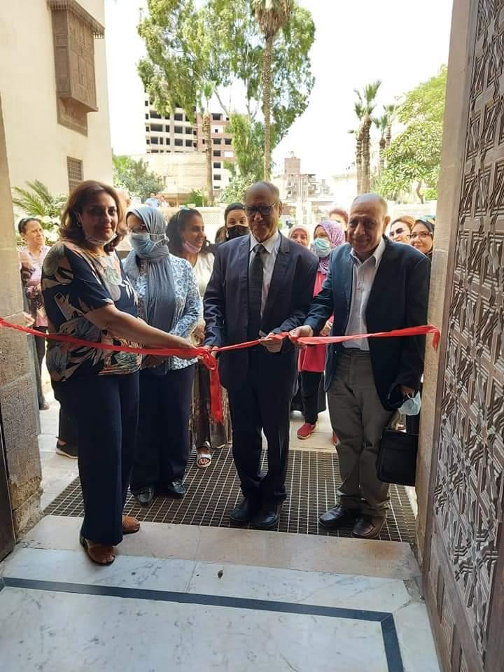 احتفالية المتحف القبطي بعيد النيروز