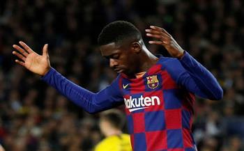 ديمبلي-يعود-لتدريب-برشلونة-الجماعي