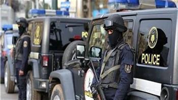 مصرع-عنصرين-إجراميين-وإصابة-شرطي-في-تبادل-إطلاق-نار-مع-قوات-الأمن-بالمنيا-