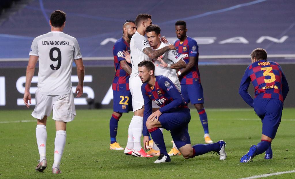 برشلونة يصطدم ببايرن ميونخ في لقاء الثأر بدورى أبطال أوروبا الليلة