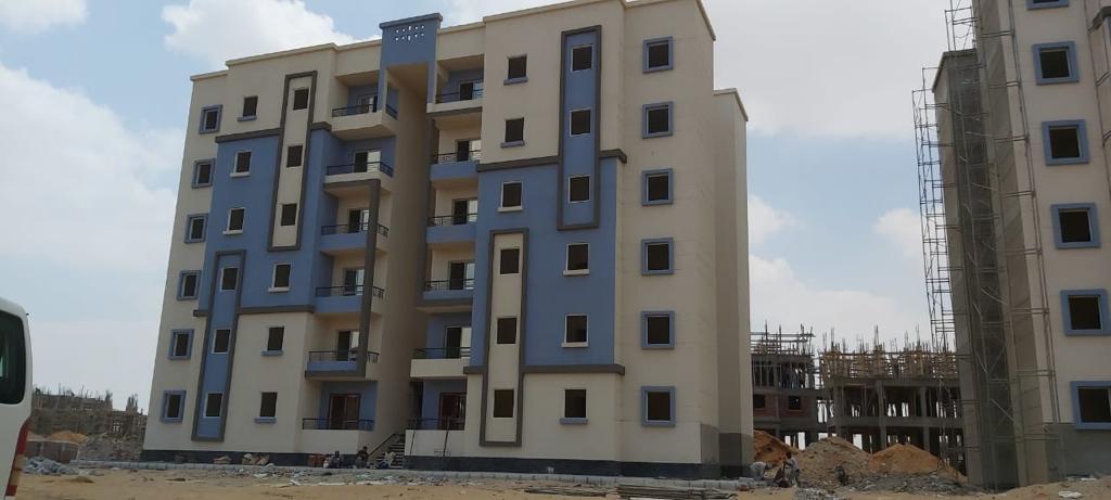 عمار مندور  انتهاء مشروع توفير سكن لموظفي العاصمة الإدارية في وقت قياسي