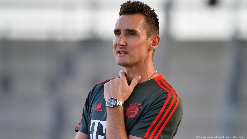 كلوزه مرشح لتدريب المنتخب الألماني تحت  عاما