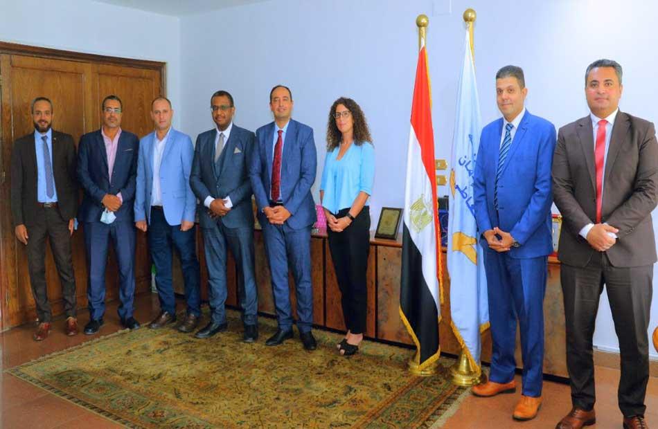 تفاصيل زيارة الأمم المتحدة لصندوق مكافحة وعلاج الإدمان والاستعانة بالتجربة المصرية |صور