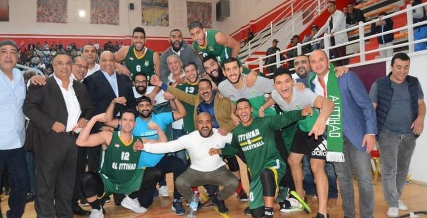 موعد قرعة البطولة العربية لكرة السلة