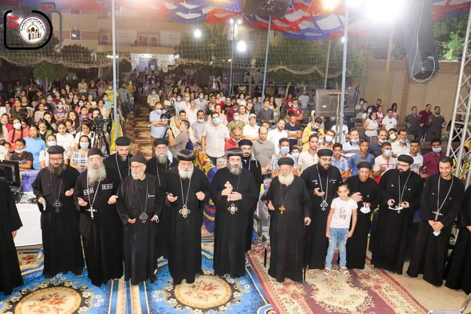 الكنيسة تنظم مؤتمر حول النجاح في حياة الشباب