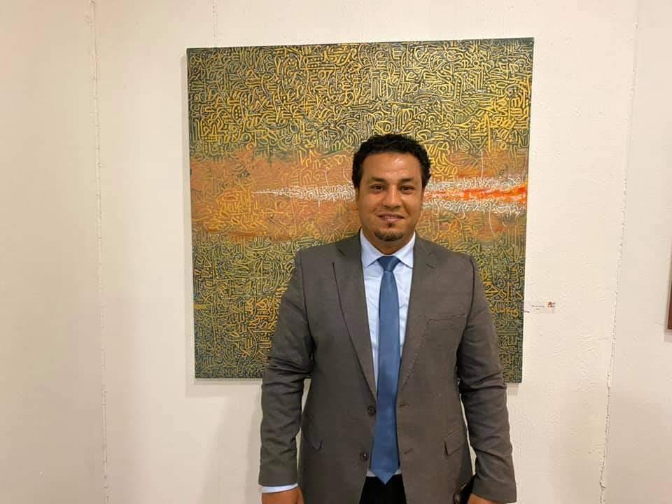 الفنان إسماعيل عبده