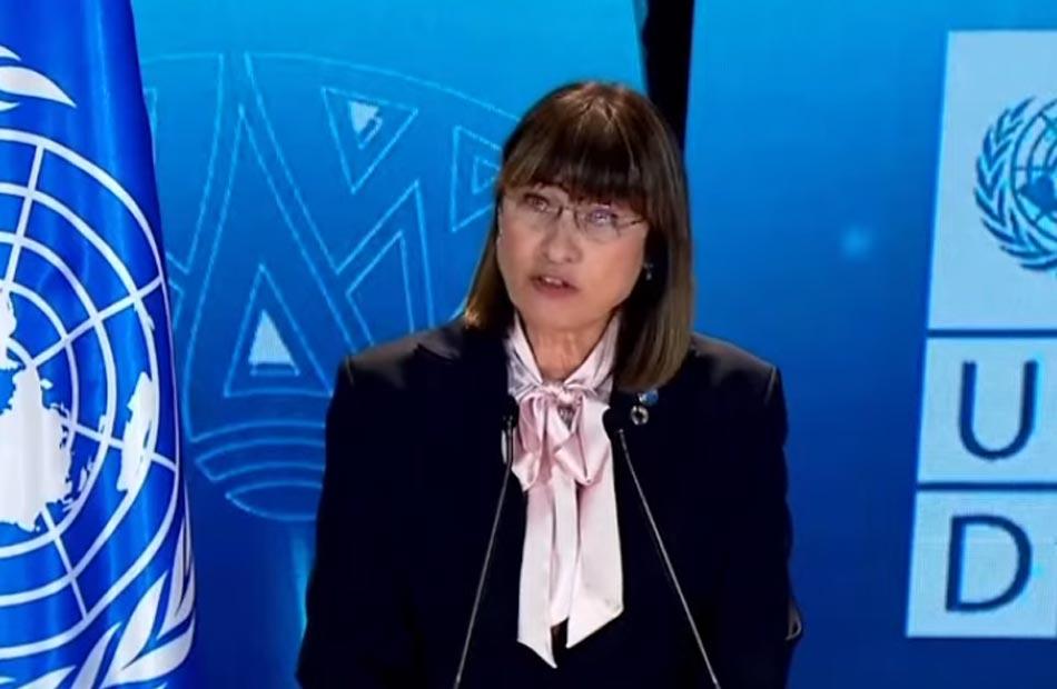منسقة الأمم المتحدة فى مصر الإصلاحات التشريعية لتمكين المرأة تستحق الإشادة والتقدير
