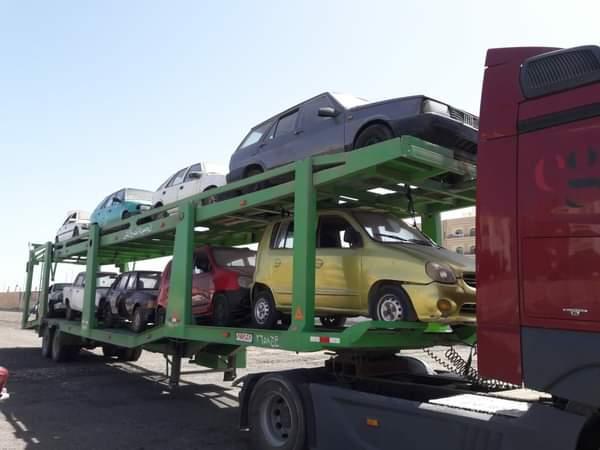 تخريد  سيارة ملاكي ضمن مبادرة تحويل المركبات للعمل بالطاقة النظيفة بالبحر الأحمر| صور
