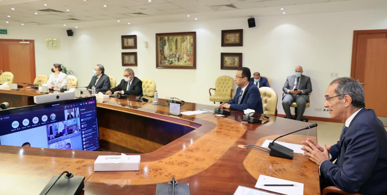 وزارة الاتصالات تعقد ورشة عمل تقنية للجهات المنتقلة للعاصمة الإدارية