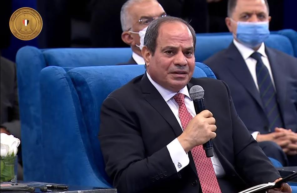 الرئيس السيسي مصرون على تنفيذ خطة  حياة كريمة  على مدار   سنوات فقط وليس