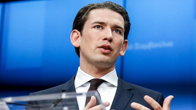 كورتس  النمسا لن تستقبل أي لاجئ أفغاني بسبب الاختلافات في التعليم والقيم