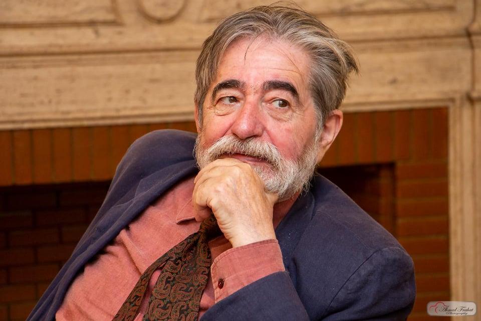 لويس خابيير رويث سييرا مدير معهد ثربانتس الإسباني