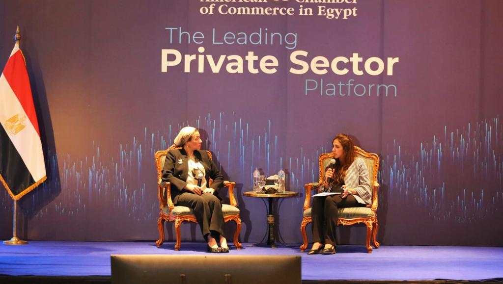 ياسمين فؤاد مصر أول دولة عربية تعلن معاييرها للاستدامة البيئية