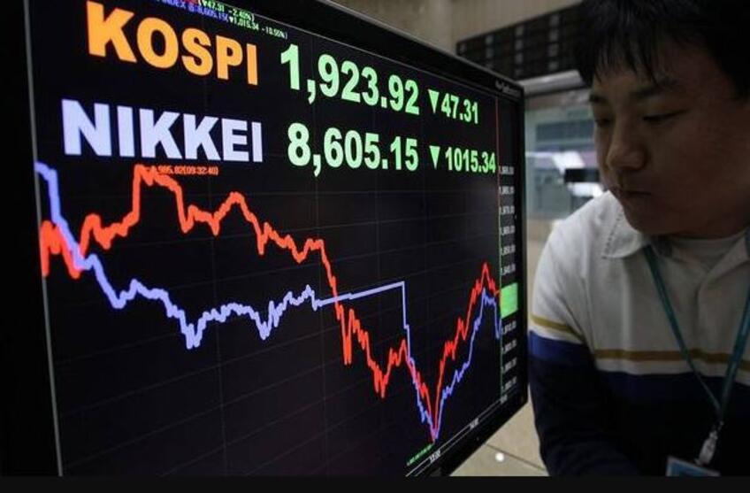البورصة اليابانية تهبط من أعلى مستوى في  عقود بفعل جني الأرباح