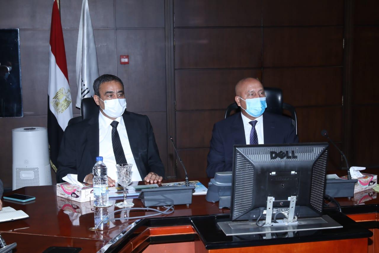 أبرز ما تم الاتفاق عليه في لقاء وزيري النقل والمواصلات الليبي