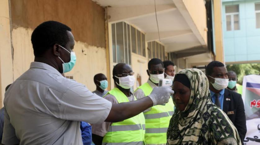 السودان تسجيل  إصابة جديدة بفيروس كورونا دون وفيات