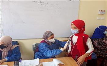 صحة-المنيا-تنظم-قافلة-طبية-بقرية-أبو-خلقة-بديرمواس