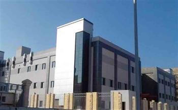 صحة-مطروح-تشغيل-جزئي-لمستشفى-السلوم-المركزي-لخدمة-سكان-القطاع-الغربي- -صور