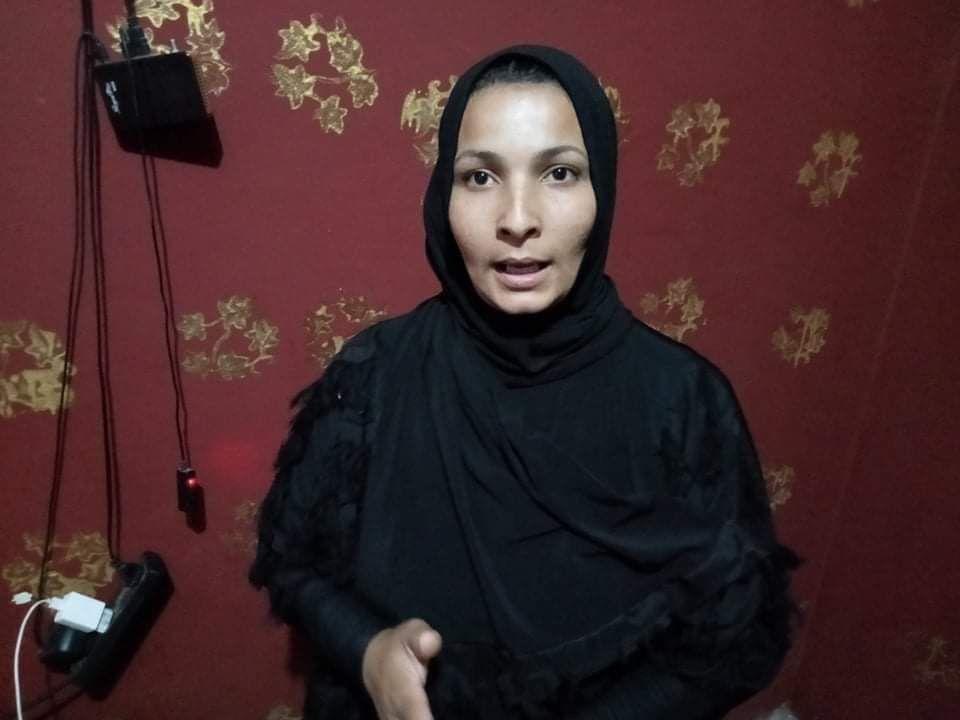 ;بوسي; حدادة المنصورة بعد استجابة الرئيس لها  الحمد لله إن فيه رئيس بيحس بالغلابة   صور