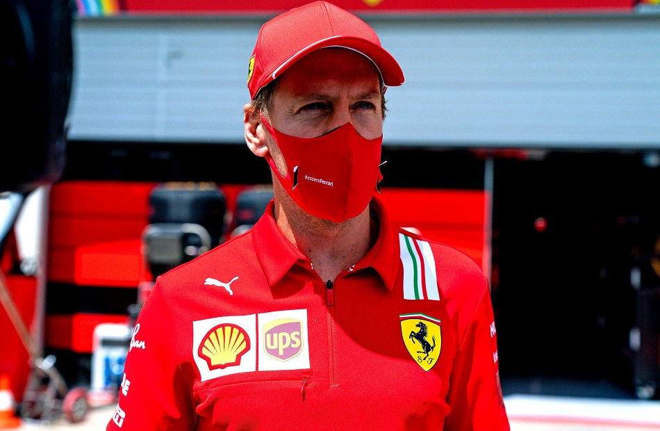 أستون مارتين يؤكد بقاء فيتيل بجانب سترول في الموسم المقبل لفورمولا