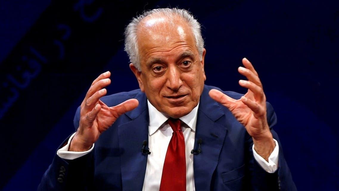 زلماي خليل زاد فرار الرئيس الأفغاني السابق من البلاد أحبط اتفاق اللحظة الأخيرة مع طالبان