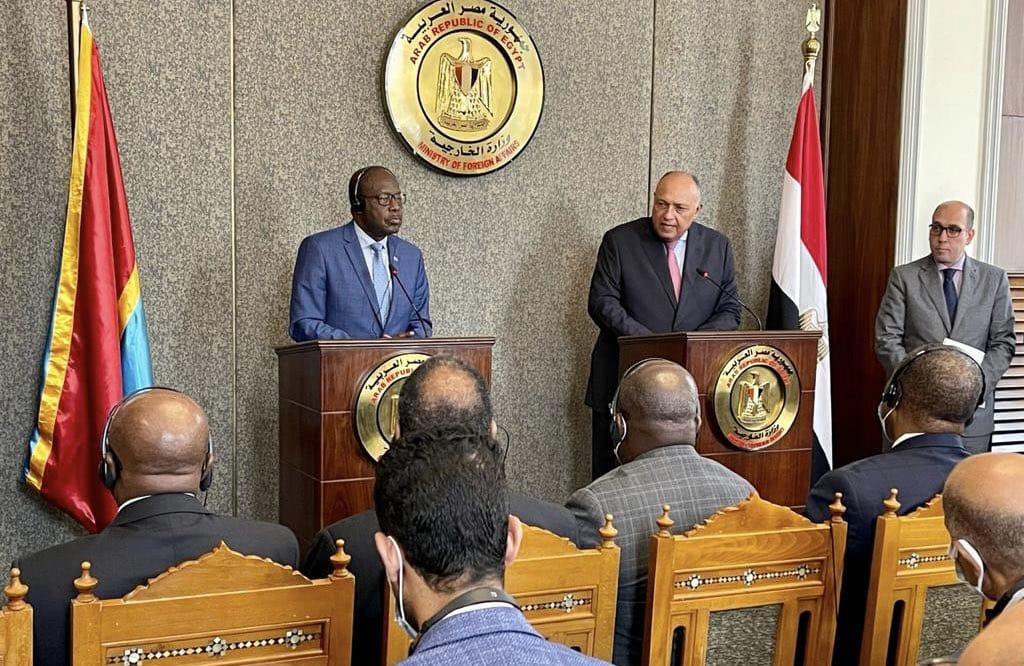 وزير خارجية الكونغو الخلافات حول سد النهضة يمكن حلها داخل إطار الاتحاد الإفريقي