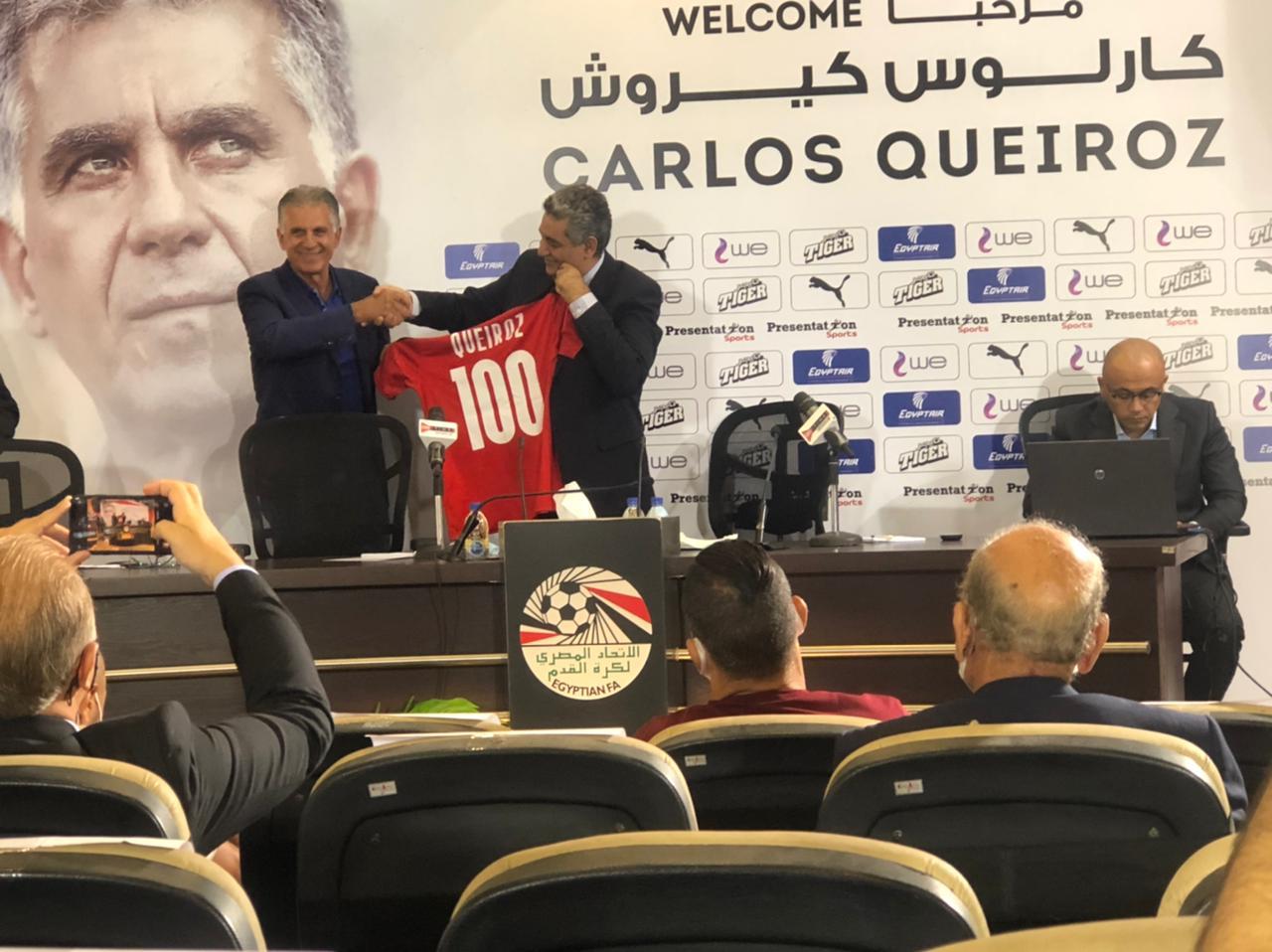 ;كيروش; أطمح في التأهل للمونديال للمرة الخامسة مع المنتخب المصري