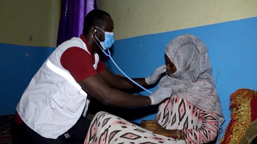 إصابة بفيروس كورونا في موريتانيا والإجمالي