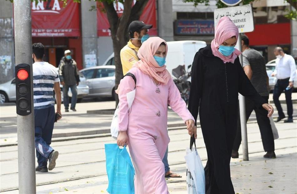 المغرب تلقيح أكثر من  مليون شخص بالجرعة الأولى وأكثر من  مليونا بالجرعة الثانية