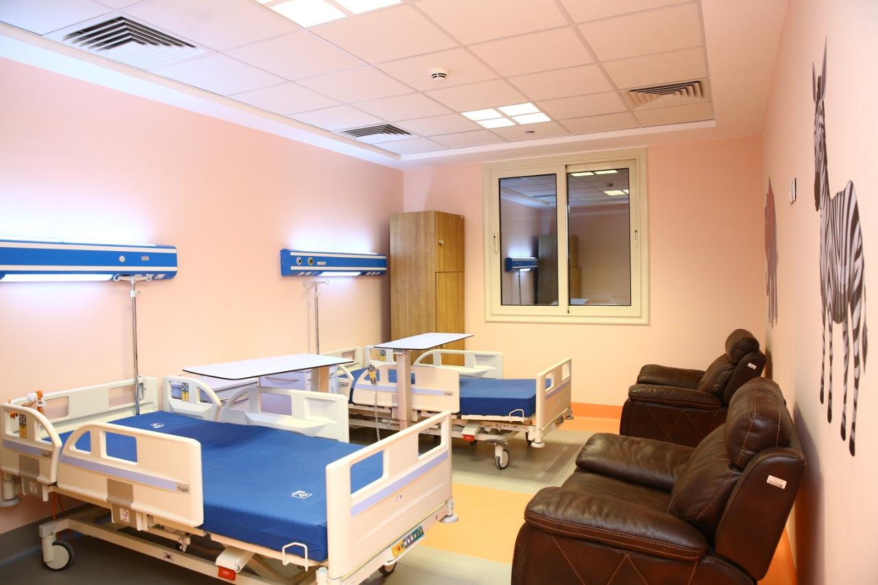 مستشفى شفاء الأورام بالأقصر