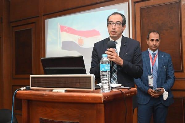 فعاليات الجلسة الافتتاحية للمؤتمر العلمي الثامن (الجديد في طب الأطفال)