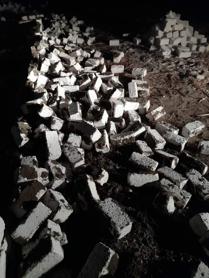 رفع 315 طن قمامة ومخلفات وأتربة  في الفيوم
