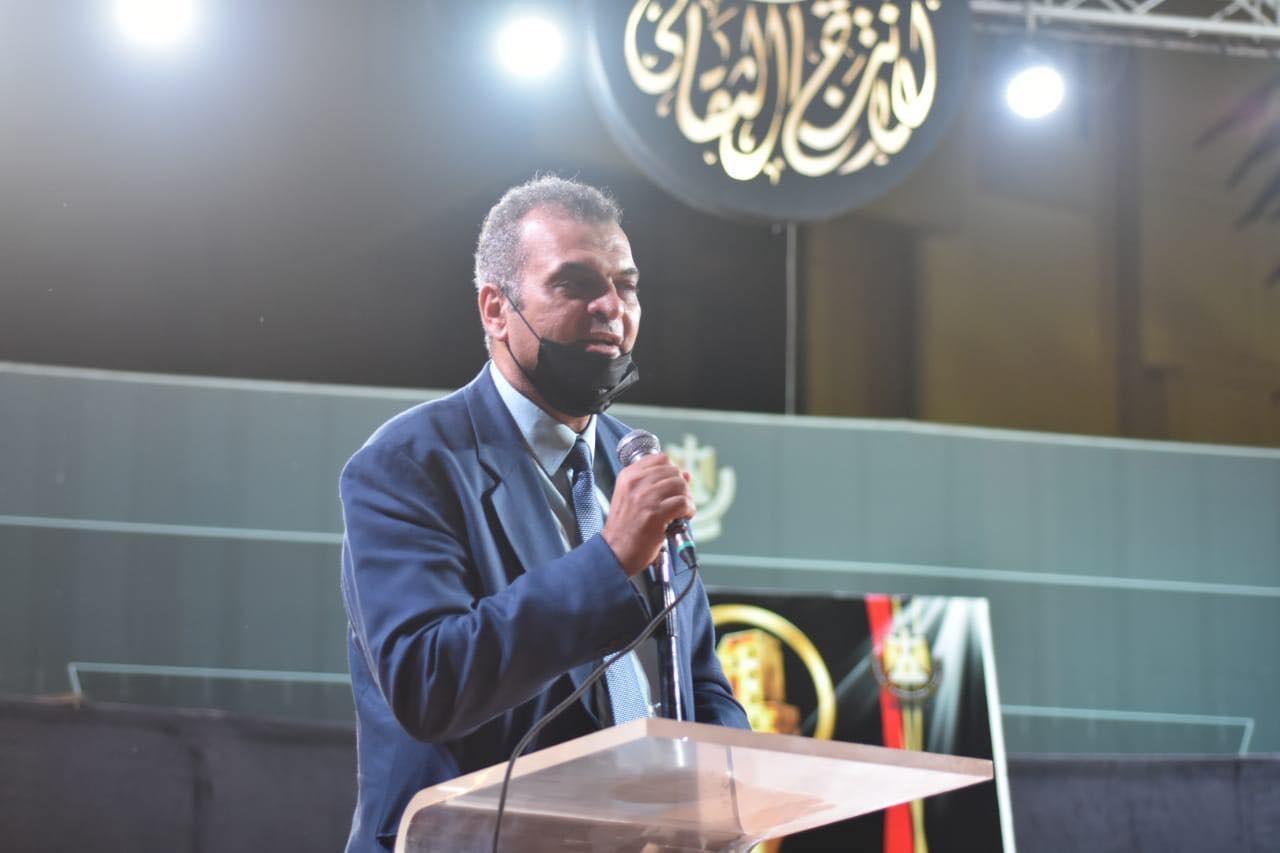 أيام القاهرة الدولي للمونودراما  يختتم فعالياته الليلة