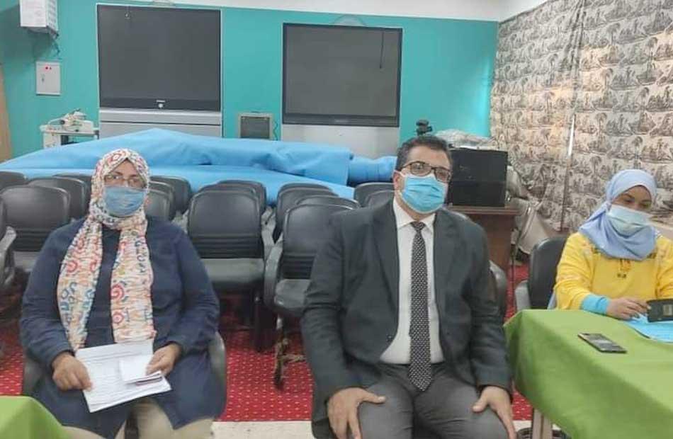 وكيل تعليم جنوب سيناء يشهد ورش عمل تدريب حوكمة الإدارة المدرسية بشرم الشيخ|صور